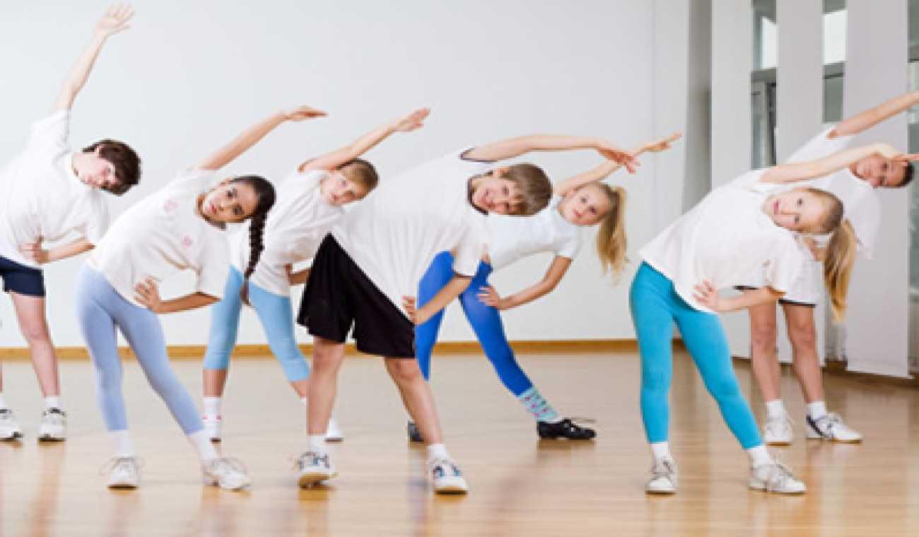 Crianças e o treino de força