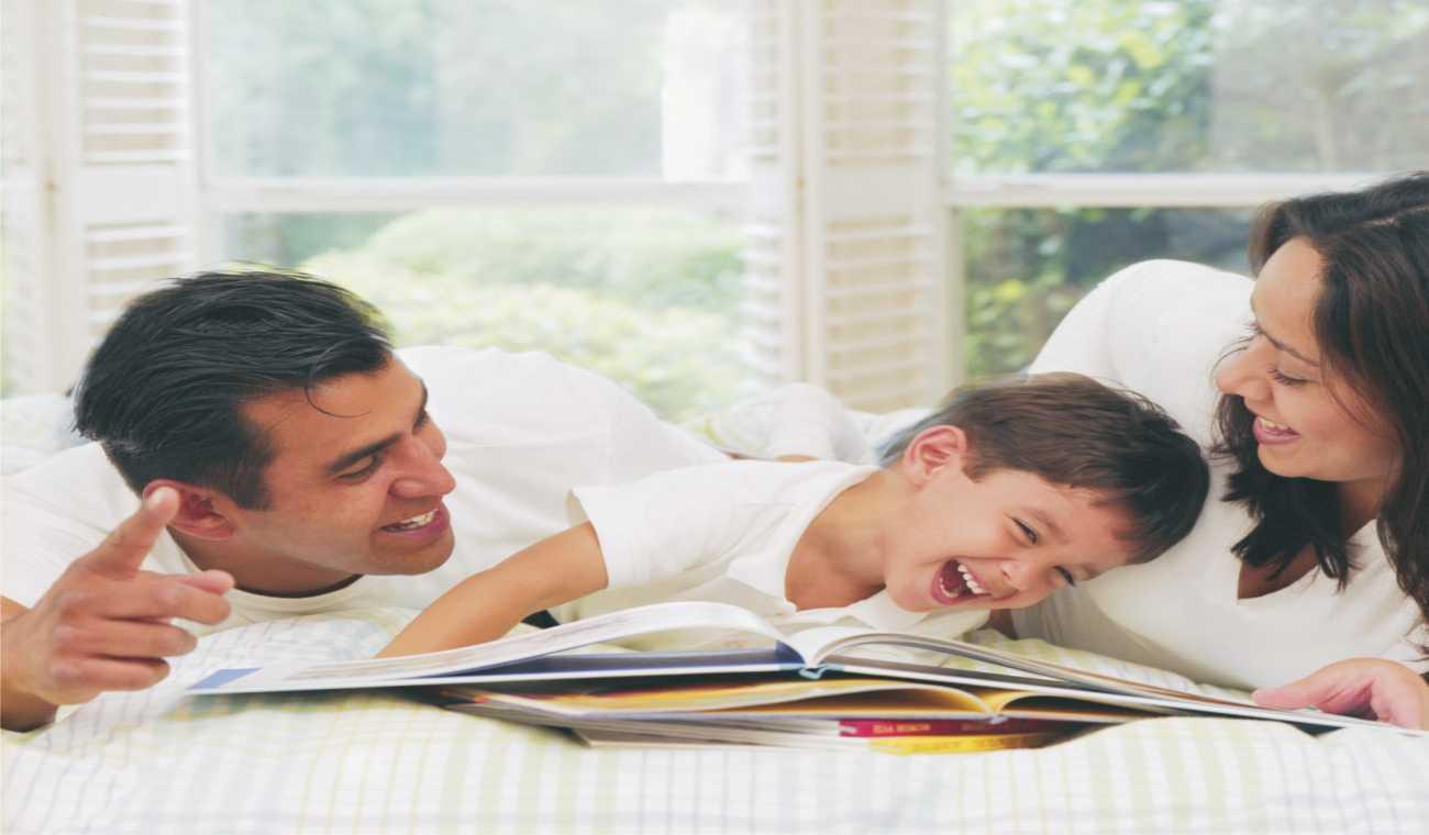 Compartilhe a vida com seus filhos