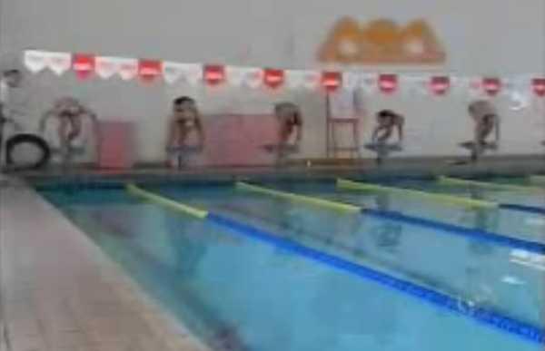 Matéria do TEM Esportes sobre o campeonato em Lima no Peru