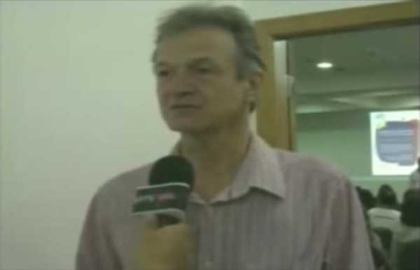 Matéria do RPTV sobre o encontro da UNEN 12/08